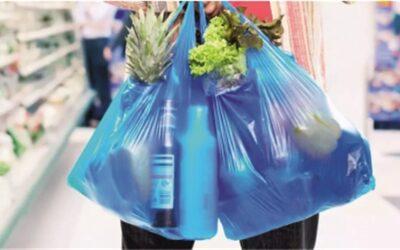 La nueva ley que afecta al consumo de bolsas de plástico.
