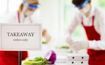 Ideas para envases de comida para llevar personalizables